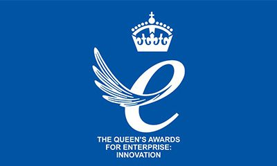 Switchee wins Queens Award for Enterprise in the Innovation Category